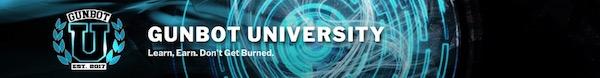 Gunbot university banner page