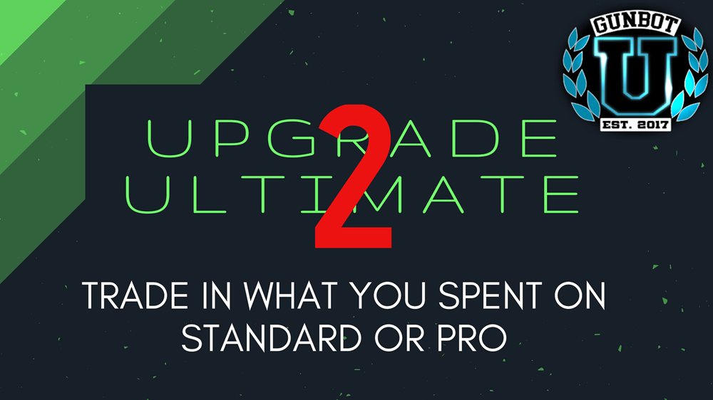 upgrade 2 ultimate trade in what you spent on standard or pro