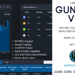 Launching Gunbot v12. Secure your last minute deals before they expire. Earn Your Crypto. Get Brave. Learn, Earn, Don't Get Burned.