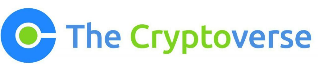 The Cryptoverse (logo and banner)
